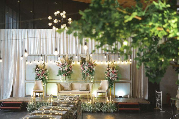 The Wedding Ayu & Faisal by AVIARY Bintaro - 005