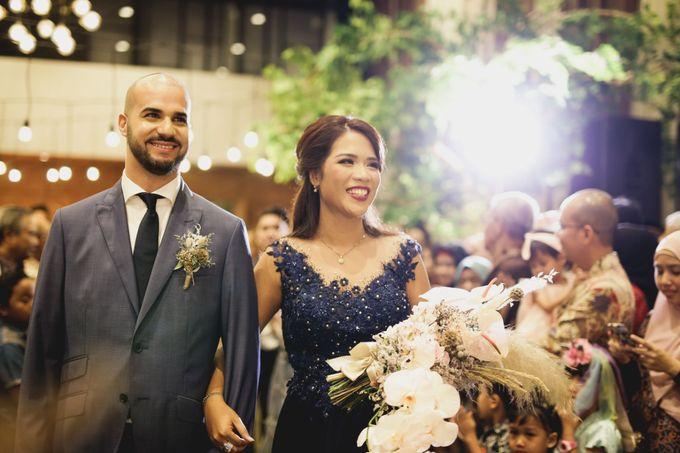 The Wedding Ayu & Faisal by AVIARY Bintaro - 007