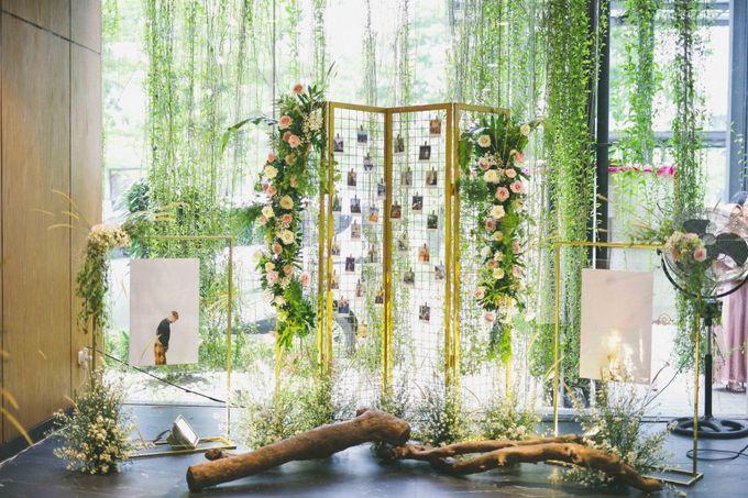 The Wedding Ayu & Faisal by AVIARY Bintaro - 008