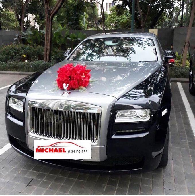 Rolls Royce by Michael Wedding Car - 001
