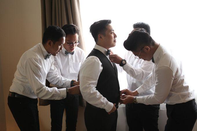 Whiz Prime Hotel - Glenn & Nindy by Impressions Wedding Organizer - 006