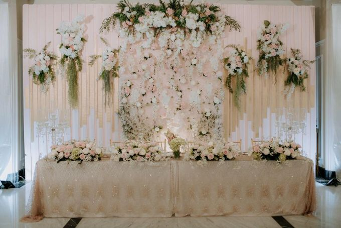 Carla and Clief Wedding by de_Puzzle Event Management - 010