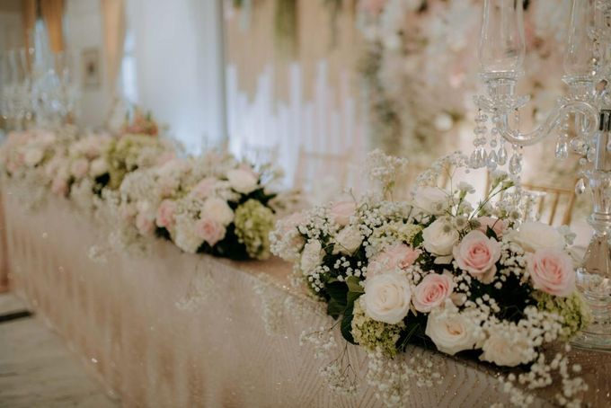 Carla and Clief Wedding by de_Puzzle Event Management - 009