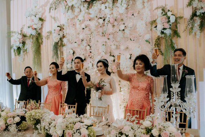 Carla and Clief Wedding by de_Puzzle Event Management - 011