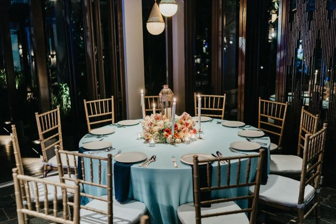 Divya & Dhiraj - Welcome Dinner by Butterfly Event Styling - 023