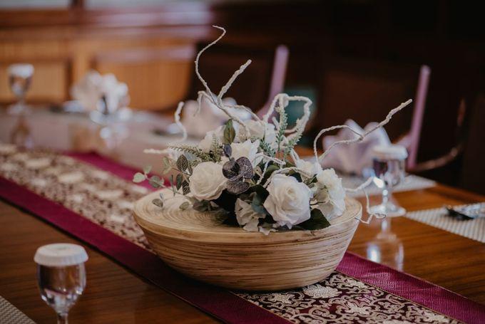 Sangjit of Hana & Adi by MERCANTILE PENTHOUSE WEDDING - 007