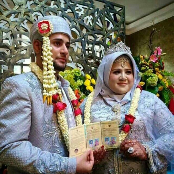 The Wedding Dhawiya & Muhammad by V&Co Jewellery - 004
