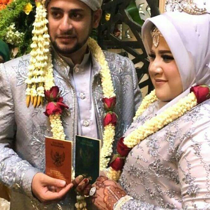 The Wedding Dhawiya & Muhammad by V&Co Jewellery - 003