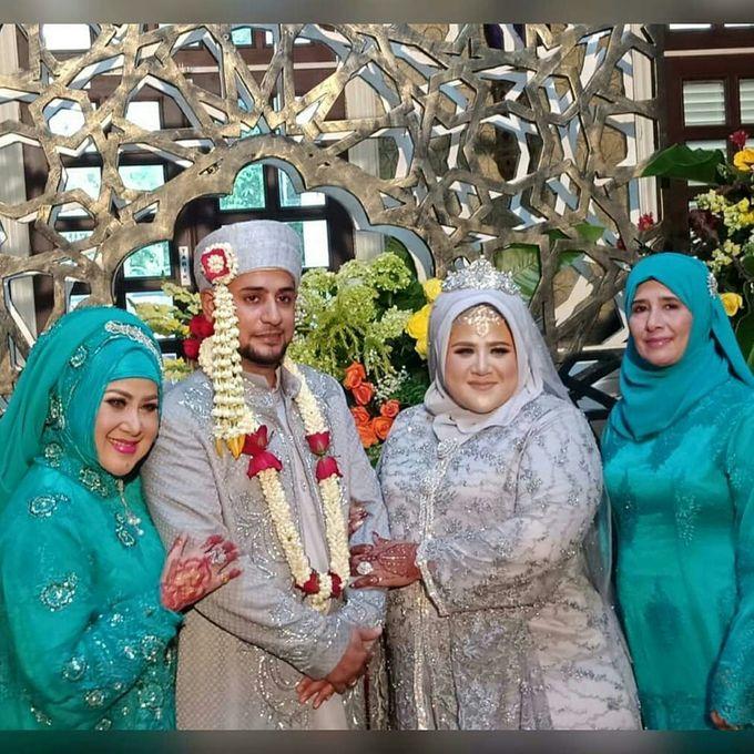 The Wedding Dhawiya & Muhammad by V&Co Jewellery - 005