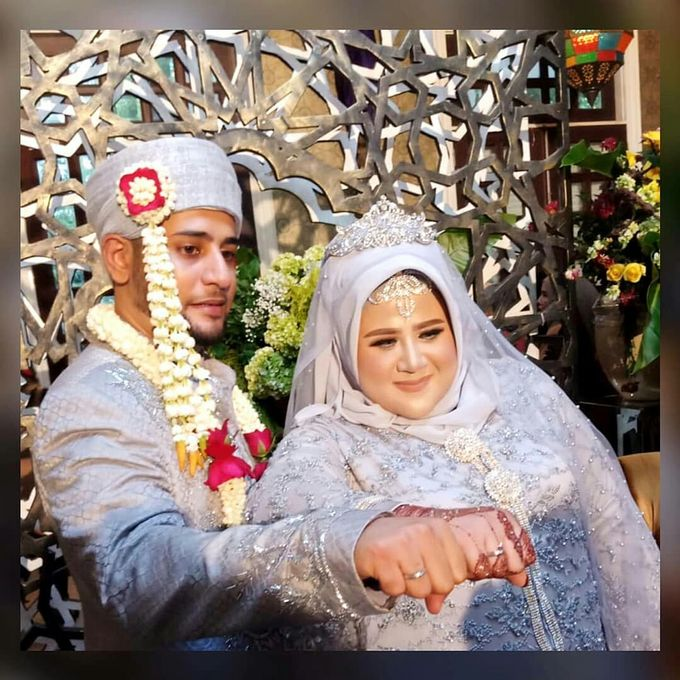 The Wedding Dhawiya & Muhammad by V&Co Jewellery - 001