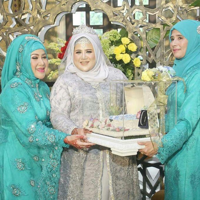 The Wedding Dhawiya & Muhammad by V&Co Jewellery - 002
