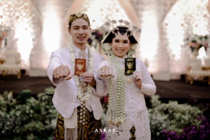 The Wedding Puput & Ali by V&Co Jewellery - 001