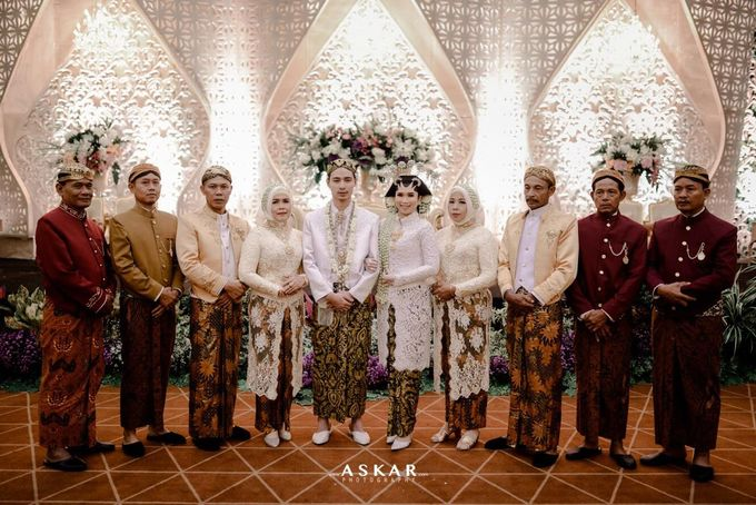 The Wedding Puput & Ali by V&Co Jewellery - 011