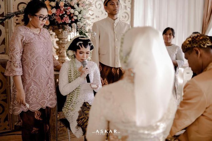 The Wedding Puput & Ali by V&Co Jewellery - 012