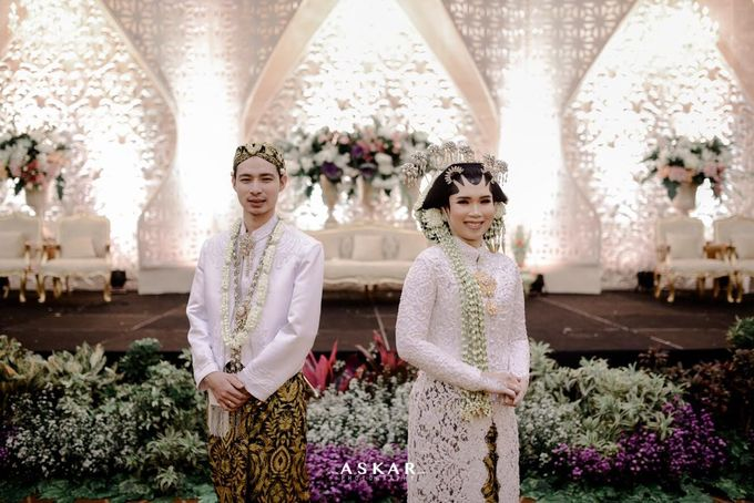 The Wedding Puput & Ali by V&Co Jewellery - 017