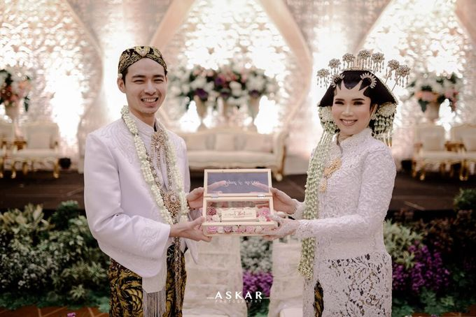 The Wedding Puput & Ali by V&Co Jewellery - 019