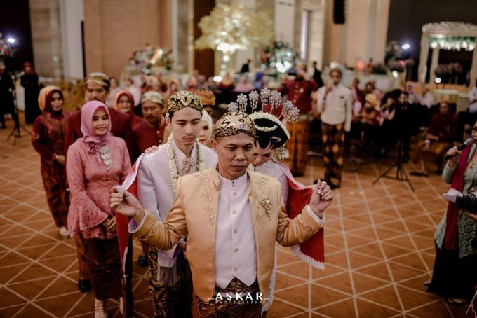 The Wedding Puput & Ali by V&Co Jewellery - 023