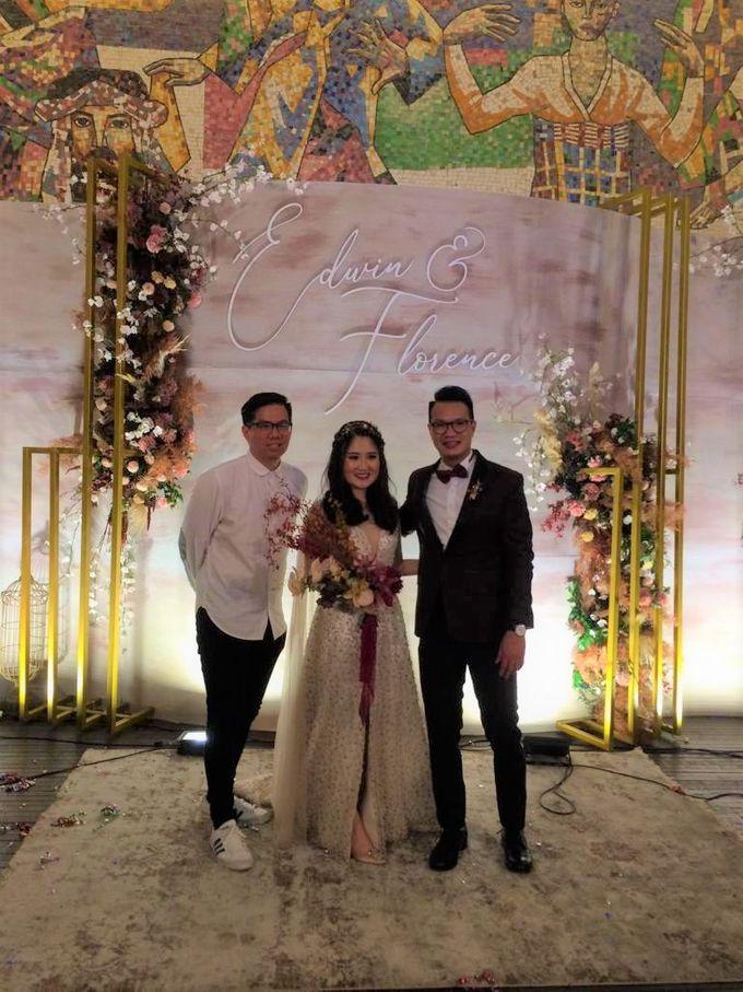 After Party Edwin & Florence by Hotel Indonesia Kempinski Jakarta - 001