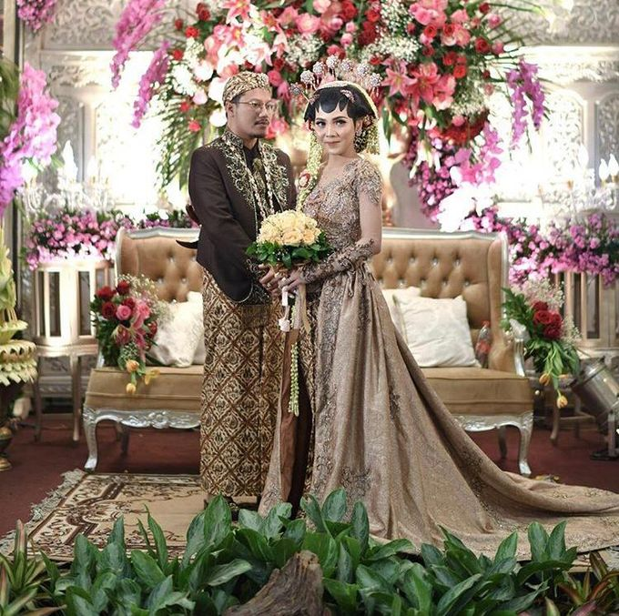 Wedding Nicko & DhyDhy by Hotel Sahid Jaya Lippo Cikarang - 004