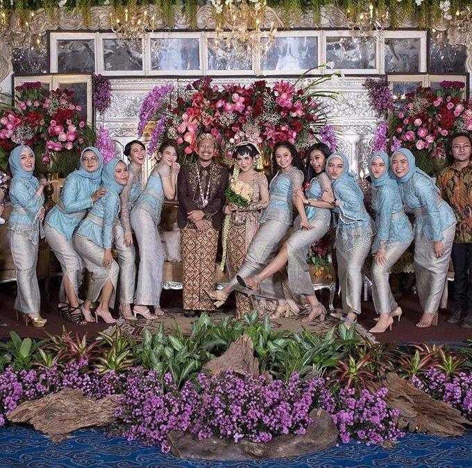 Wedding Nicko & DhyDhy by Hotel Sahid Jaya Lippo Cikarang - 005