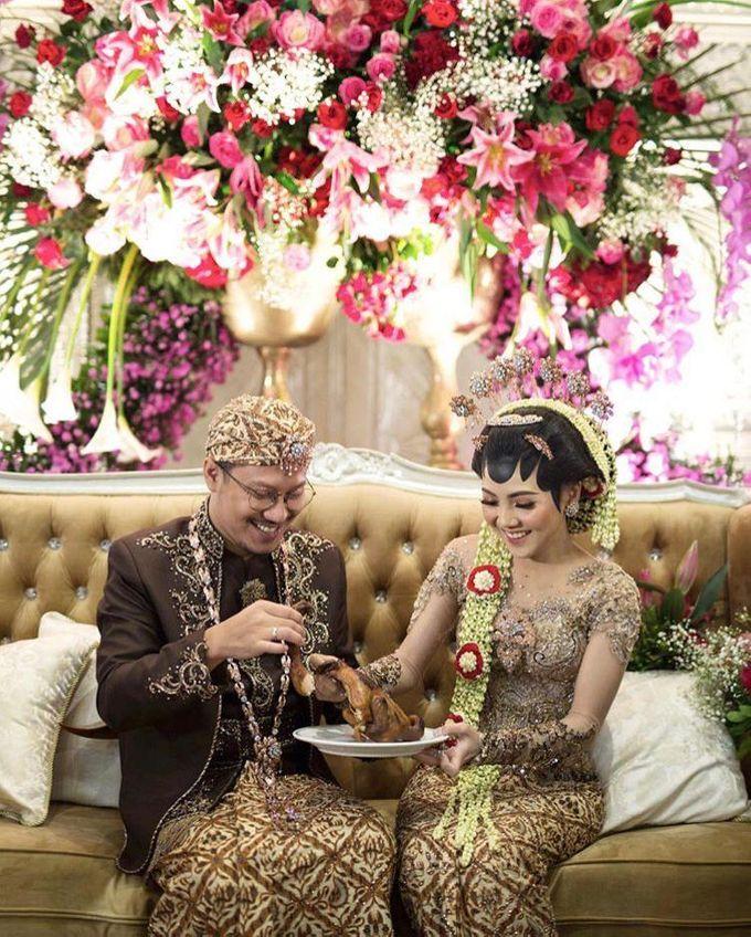 Wedding Nicko & DhyDhy by Hotel Sahid Jaya Lippo Cikarang - 010