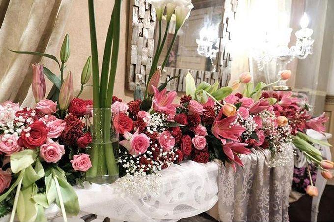 Wedding Nicko & DhyDhy by Hotel Sahid Jaya Lippo Cikarang - 012