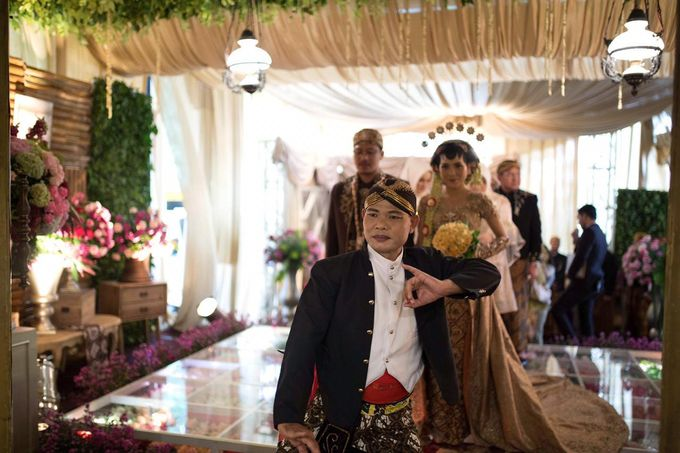 Wedding Nicko & DhyDhy by Hotel Sahid Jaya Lippo Cikarang - 009