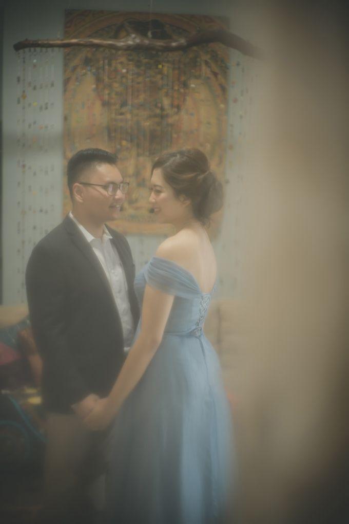 Prewedding of Gilbert & Nathasya by Elina Wang Bridal - 004