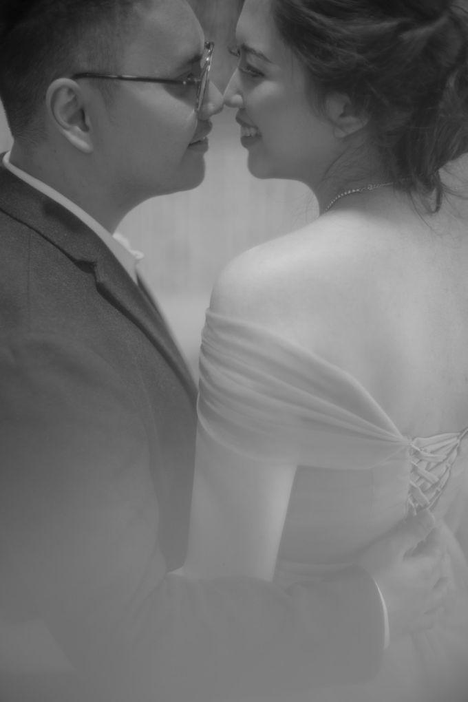Prewedding of Gilbert & Nathasya by Elina Wang Bridal - 005