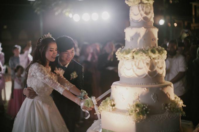 Wedding of  Huawei & Kartika by Hotel Sahid Jaya Lippo Cikarang - 011