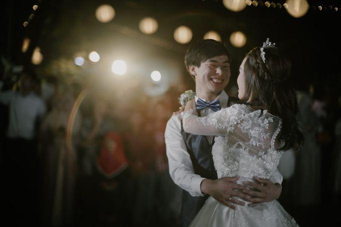 Wedding of  Huawei & Kartika by Hotel Sahid Jaya Lippo Cikarang - 012