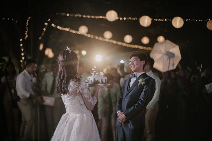 Wedding of  Huawei & Kartika by Hotel Sahid Jaya Lippo Cikarang - 013