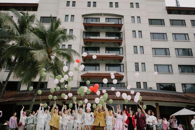 Wedding of  Huawei & Kartika by Hotel Sahid Jaya Lippo Cikarang - 014
