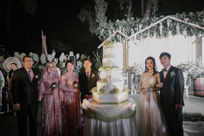 Wedding of  Huawei & Kartika by Hotel Sahid Jaya Lippo Cikarang - 015