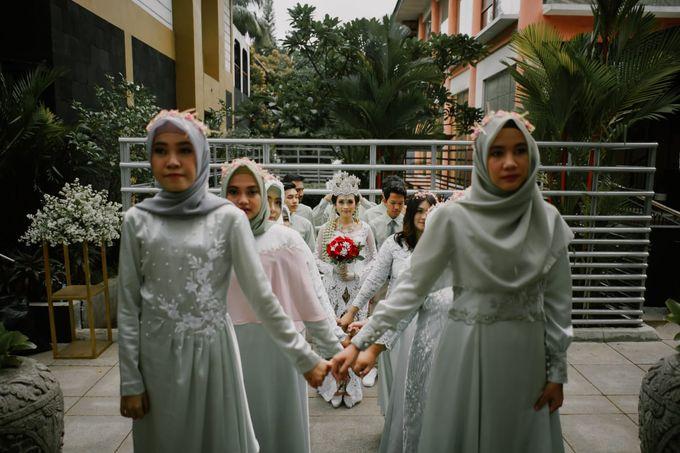 Wedding of  Huawei & Kartika by Hotel Sahid Jaya Lippo Cikarang - 016