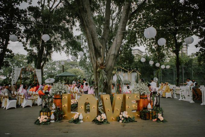 Wedding of  Huawei & Kartika by Hotel Sahid Jaya Lippo Cikarang - 017