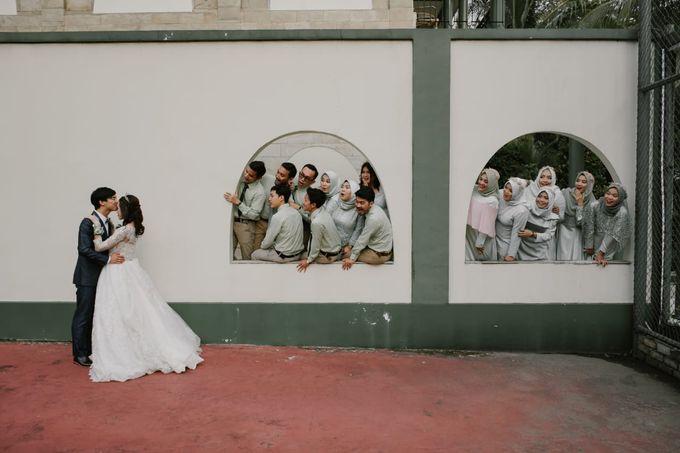 Wedding of  Huawei & Kartika by Hotel Sahid Jaya Lippo Cikarang - 018