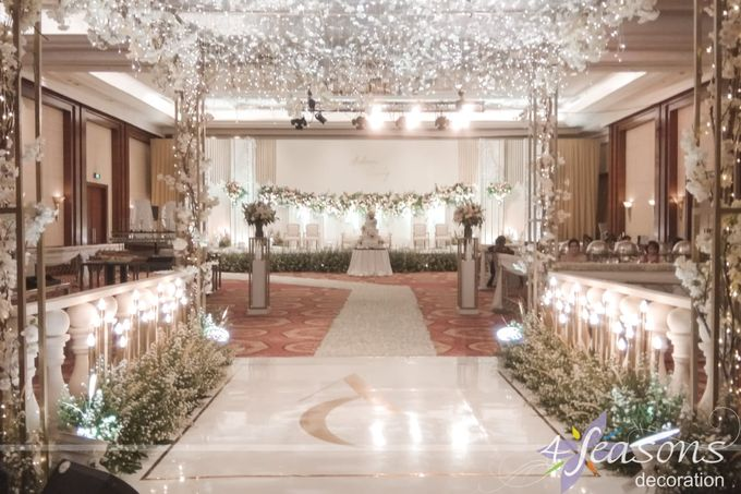 The Wedding of Ardian & Cindy by 4Seasons Decoration - 003
