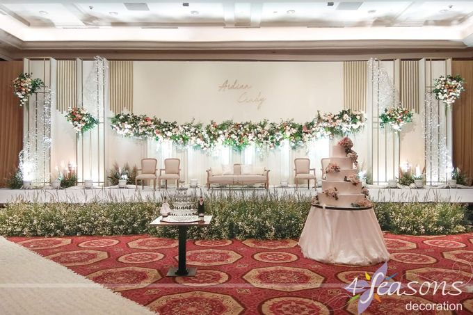 The Wedding of Ardian & Cindy by 4Seasons Decoration - 002