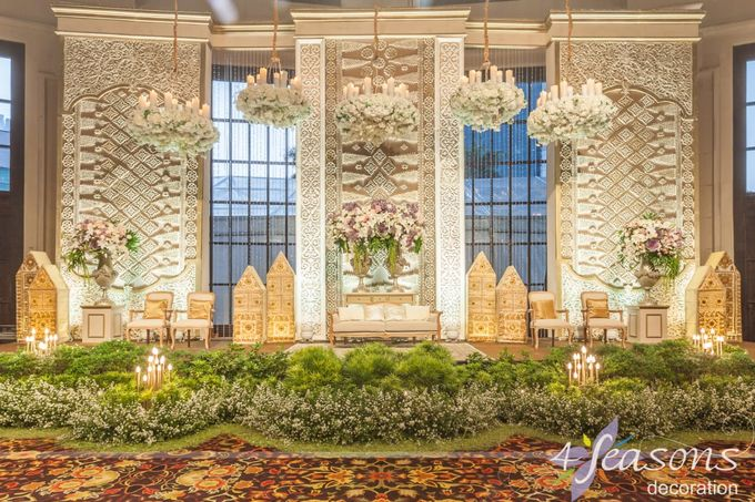 The Wedding of Adis & Amira by 4Seasons Decoration - 008