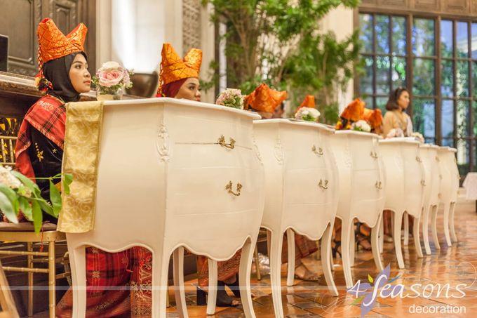 The Wedding of Adis & Amira by 4Seasons Decoration - 001