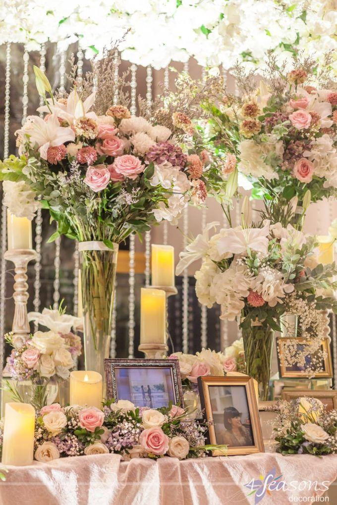 The Wedding of Adis & Amira by 4Seasons Decoration - 003