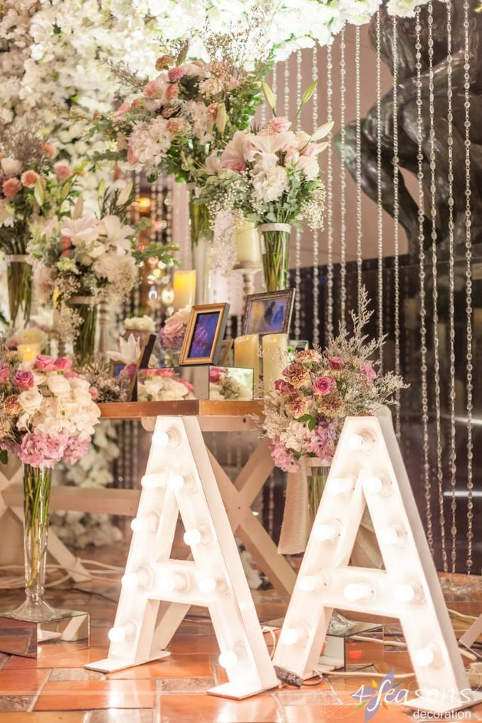 The Wedding of Adis & Amira by 4Seasons Decoration - 004