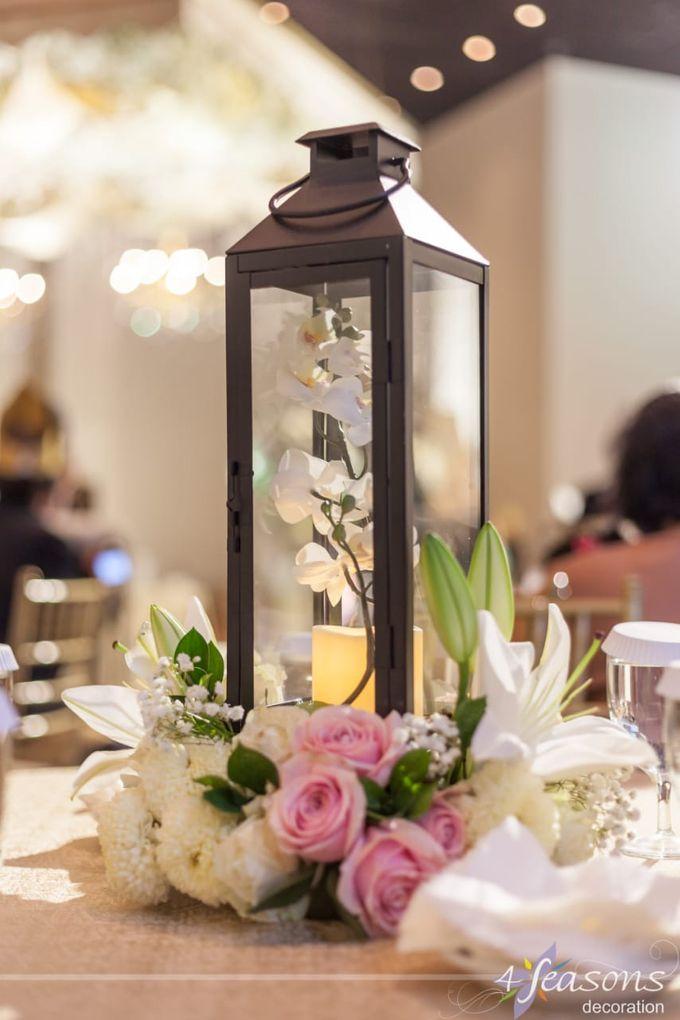 The Wedding of Adis & Amira by 4Seasons Decoration - 010
