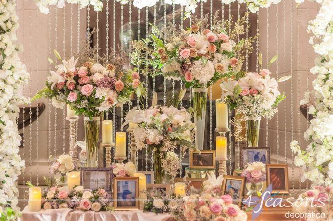 The Wedding of Adis & Amira by 4Seasons Decoration - 005