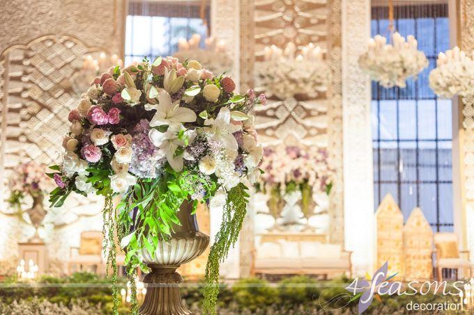 The Wedding of Adis & Amira by 4Seasons Decoration - 007