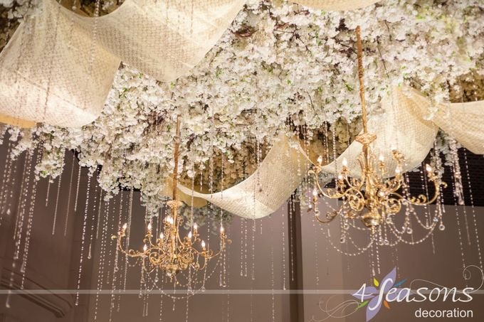 The Wedding of Adis & Amira by 4Seasons Decoration - 006