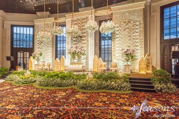 The Wedding of Adis & Amira by 4Seasons Decoration - 009