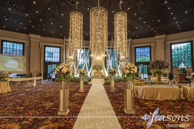 The Wedding of Bella & Ando by 4Seasons Decoration - 003