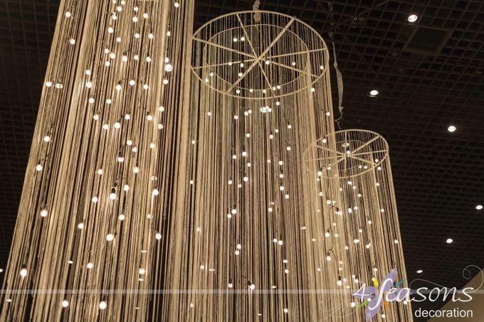 The Wedding of Bella & Ando by 4Seasons Decoration - 004